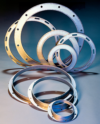 Flanges & Angle Rings