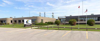 Photo of the Cadorath Winnipeg office